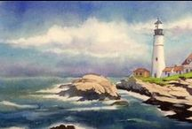Watercolor Painting Tutorials