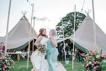 // Festival Style / Planning a festival themed wedding? Get in touch! We offer styling for all types of weddings & events: http://www.onadaylikethis.co.uk/contact/