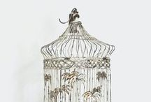 // How To Style - Vintage Birdcage / Need a bit of inspiration when it comes to styling yourvintage bird cage? No matter what your theme or style, we think you might find something here to get that creative brain ticking! If you like these looks and want your own vintage bird cage for your own wedding day, HIRE OURS at http://www.onadaylikethis.co.uk/shop