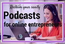 Podcasts for Online Entrepreneurs / Podcasts for Mompreneurs SaneSpaces.com Free Download: http://bit.ly/sanityvideos | Business Coaching | Small Business | Social Media | Mompreneur | Entrepreneur | Business Mom | Startup | Time Management | Organizing Tool | Style Profile | Personality Types | Free Printables | Weekly Planner | Moms In Business | Work-Life Balance | Flow | Organized Business | Business Planning | Productivity || Business Burnout