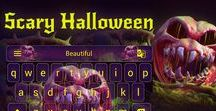 Halloween Android Themes