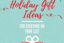 Holiday Gift Ideas! / We have something for everyone on your list! Give the gift of organization this holiday season.