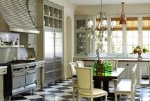 H O M E :  K I T C H E N / Gorgeous Kitchens and Kitchen details, kitchen furniture, kitchen appliances