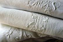 H O M E:  B E D D I N G / Beautiful bedding.