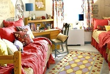 Dream College Dorm Room / Great tips on how to make the most out of your college dorm room!