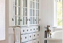 H O M E:  S T O R A G E / From pantry to linen closets; Toy storage, shoe storage, office storage, bedroom storage, craft room storage, bathroom storage and everything storage. An addiction.