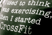 Crossfit. / #CrossFit / by Christy Enos