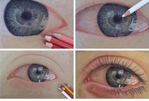 A R T  :  D R A W I N G  * 1 0 1 / Drawing tutorials, Drawing inspiration, Drawing demos, how-to-draw.