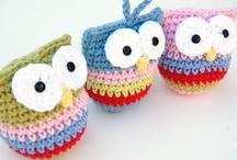 Owls <3 / put an owl on it / by missknitta's studio