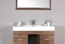 """AT-8041-LW 39"""" Single Modern Bathroom Vanity Set 