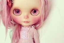 D O L  L S :  Blythe lust / Blythe dolls magic