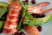 Yummy yummy in my tummy: Sea Food