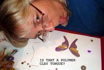 Polymer Clay Artist <3 Christi Friesen