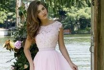 """Pretty In Pink / If pink is your favorite color, you are loving, kind, generous and sensitive to the needs of others. Rissy Roo's has plenty of pink dresses that will make you """"Pretty in Pink""""."""