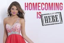 Homecoming 2014 / Your homecoming is a night to remember! Whether you're looking for flirty cocktail dresses to rock the dance in, or long evening gowns for homecoming court, RissyRoos.com has so many incredible options for you to choose from. Our collection contains something for everybody, whether you want something short and sexy, floor-length and glamorous, or anything in-between!