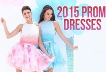 2015 Prom Collection / We are gearing up from Prom 2015 and promise to offer the most amazing collection of Prom Dresses for 2K15!  Check this board frequently to see the newest additions to the Prom 2015 collection that will be added as they arrive: