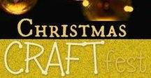 Christmas CRAFTfest 2017 / Join us for our 2017 Christmas CRAFTfest Extravaganza of gorgeous handmade gifts.
