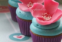 Cupcake Addict  / by Nancy Flores