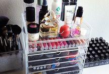 - makeup - / by Allison Noble
