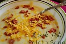 Easy Soup Recipes / Recipes for soup don't get much better than these hearty, delicious dishes. Here you'll find soup and stew recipes including chicken soup recipes, potato soup recipes, vegetable soup recipes, tomato soup recipes, cream soup recipes, bean soup recipes, Campbell soup recipes and a whole lot more!  Yum!  / by RecipeLion