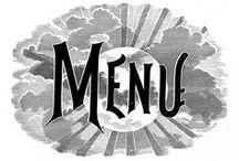 This weeks menu