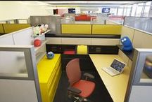 Workspace Inspiration / Office Space to Inspire / by Mountain West Office Products