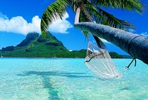 I'll spend my vacations here