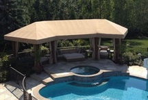 Awnings and Outdoor Spaces / Backyard Inspiration