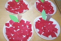 apples and back to school theme / by Karen Bray