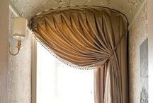 Window Treatments / The many facets of window treatment design.