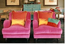 Color that Captivates / Exciting color combinations to inspire your creativity.