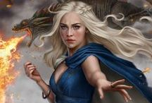 A Song of Ice and Fire / by Jolen Rosario
