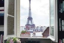 B and B Honeymooned in Paris / by Ethel Grogan
