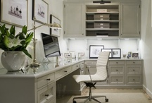 Office Design / It's nice to have a happy space to work in!