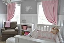 Nursery Decor / A place to dream and grow.
