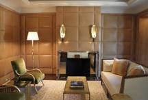 Upholstered Wall Design