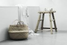 HOME - Bathroom / by Spraak-Water.nl