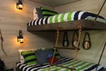 Ethan's big boy room ideas  / by Jodi Lippert