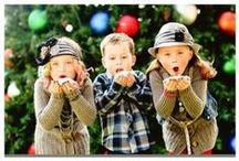 Christmas photo ideas / by Jodi Lippert