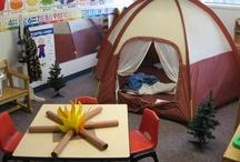 School: Camping