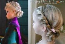 Hair ideas for Adison / by Jodi Lippert