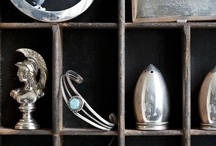 Collect & Display Small Silver / How to display your small silver
