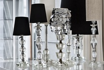 Collect & Display Lampbases in glass