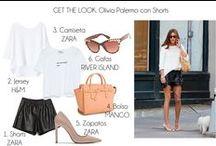 Get The Look | Personal Shopper / Ideas de looks para todas las ocasiones & Versión Low Cost de los looks de las famosas