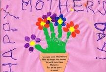School: May / Cinco De Mayo, Mother's Day, Memorial Day