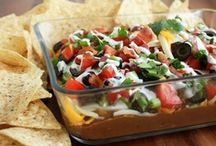 """Favorite Mexican Recipes / Want a chance to win a """"Fiesta Maker"""" party pack from RecipeLion and La Preferida? From April 24th until May 8, 2013, Re-pin ALL 10 of these Mexican recipes from this board and create your own Favorite Mexican Recipes board to be entered to win.  / by RecipeLion"""
