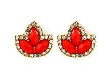 Earrings, of beauty & style :)  / by Cheryl Storozyszyn