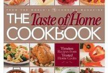 Cookbooks / by Cheryl Storozyszyn
