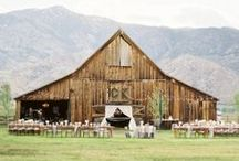 Get the coolest wedding venue ever - Best of wedding inspiration from around the globe / by Isabelle Hesselberg
