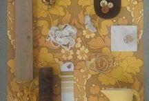 Ilva Workshop: Yellow Organic Nature / Forberedelser til workshops i Ilva